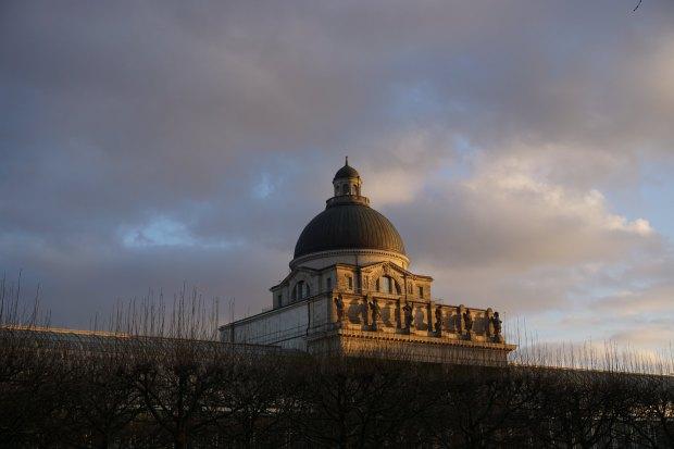 Munich - The Bavarian State Chancellery