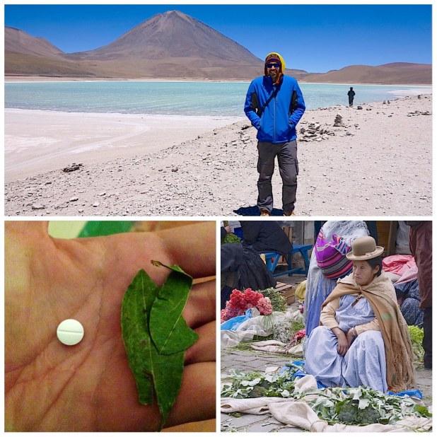 Mal altura Bolivia