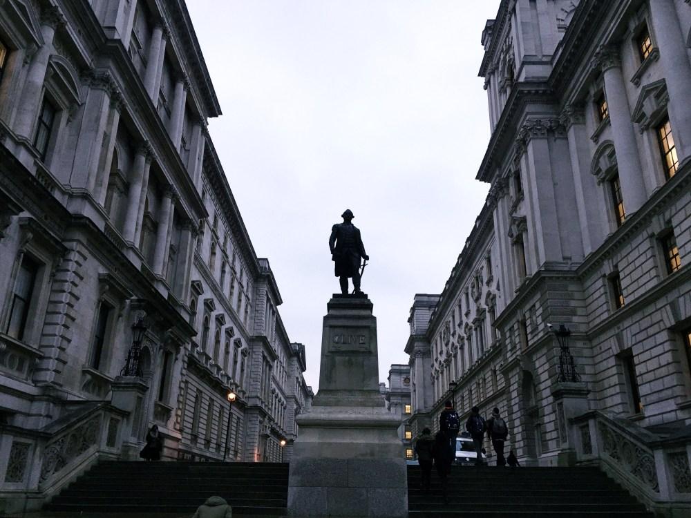8 Dec 2016: Churchill War Rooms - Imperial War Museums | London, England