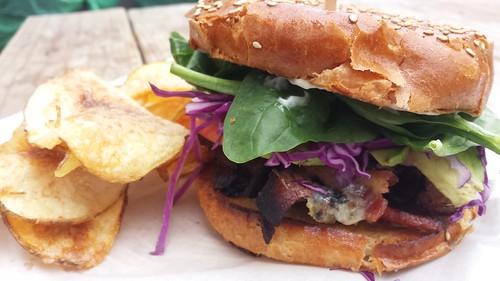 Sandwich food cart portland