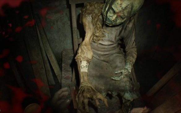 Resident Evil 7: D-Series Arm