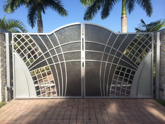 stunning modern gate design ideas