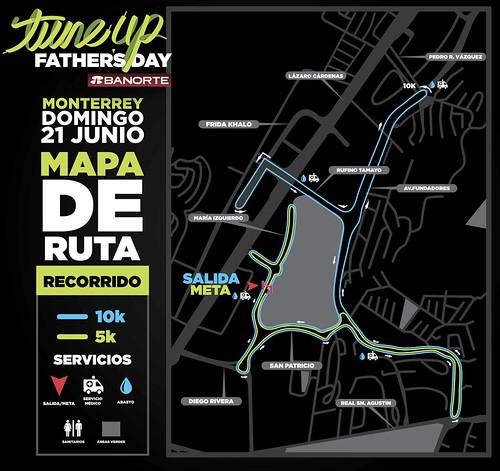 Tune Up Father's Day Monterrey 5K y 10K