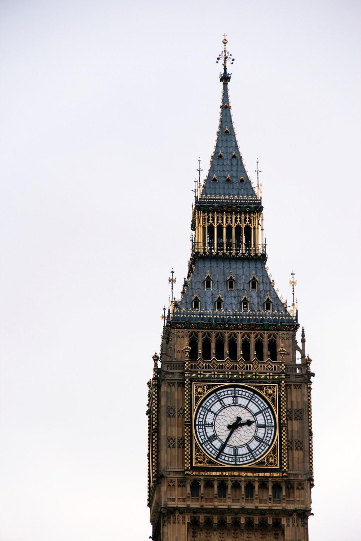 8 Dec 2016: Big Ben   London, England