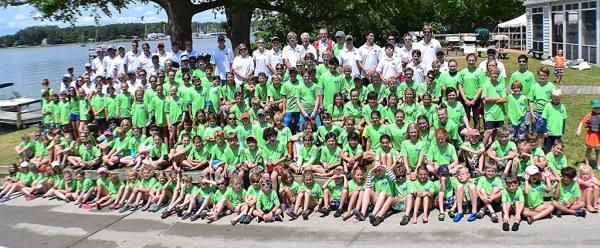 Junior Week Class of 2016 | Fishing Bay Yacht Club | Flickr