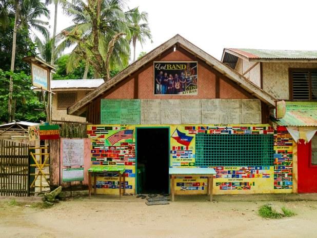 Restaurante Gacayan Port Barton