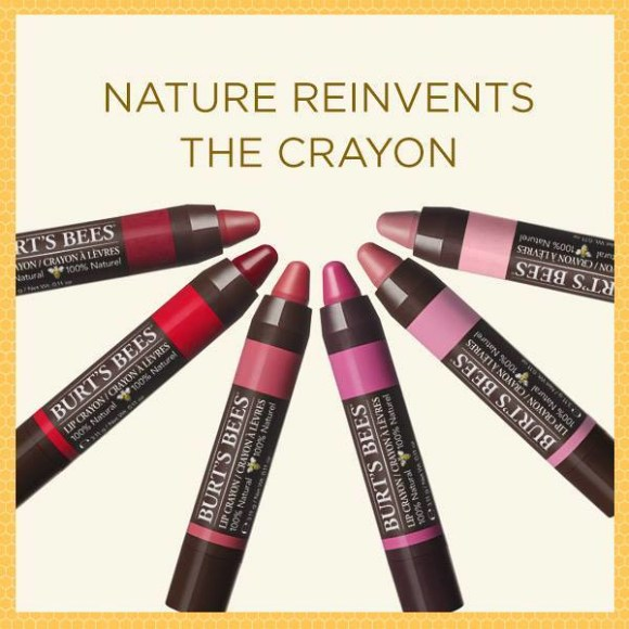 New Burt's Bees Lip Crayon