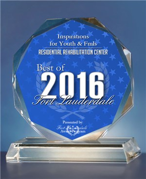 inspirations for youth and families fort lauderdale best award