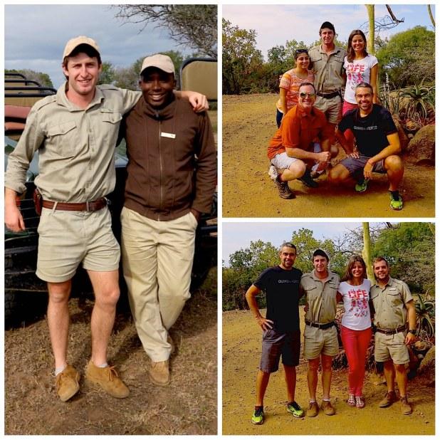 Rangers en Phinda Sudafrica