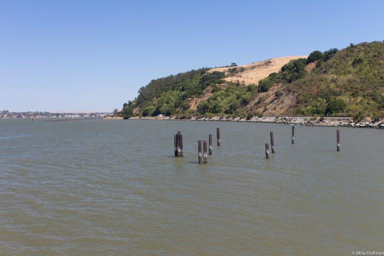 Hiking near Port Costa