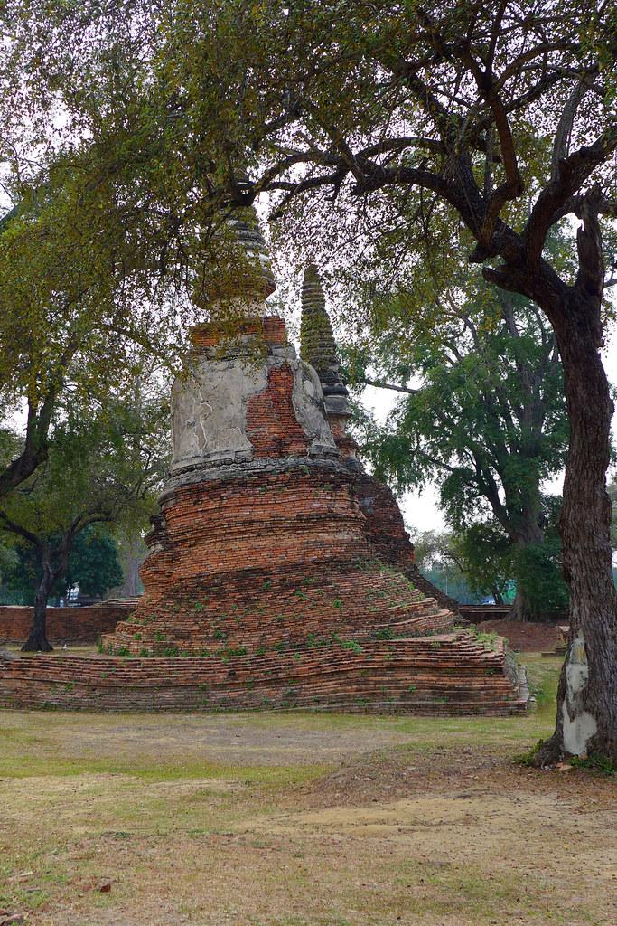 Thaïlande - Ayutthaya - 097 - Wat Phra Si Sanphet