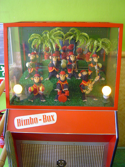 Bimbo Box It S Not In A Public Place But In A Publicly
