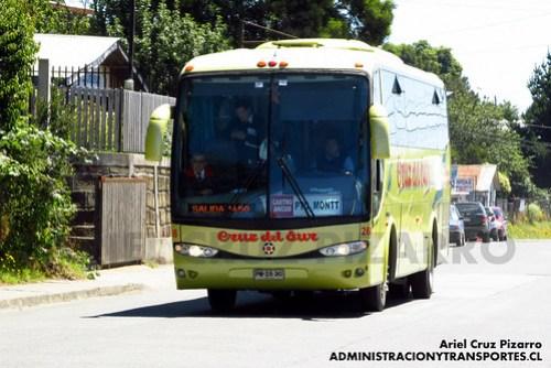 Cruz del Sur - Ancud - Marcopolo Viaggio 1050 / Mercedes Benz (PW2620)