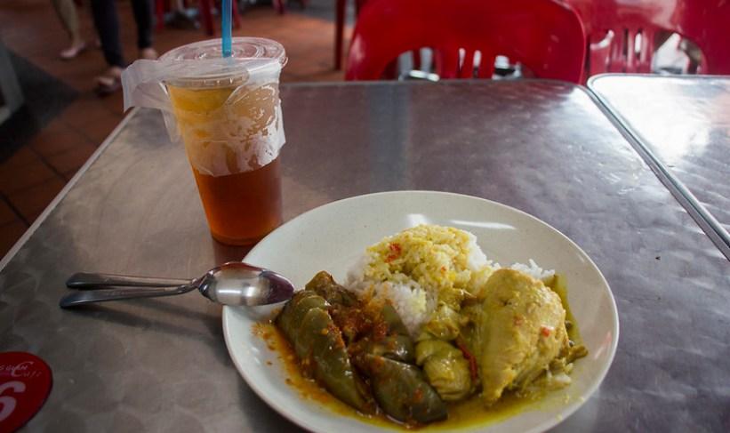 spisesteder i Singapore
