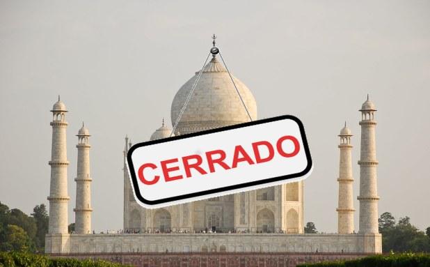 Viaje a India, Taj Mahal