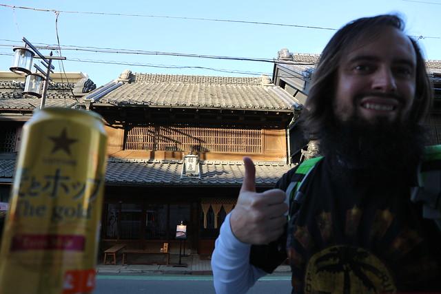Cervezas japonesas. Un recorrido por la cerveza que puedes beber y degustar en Japón.
