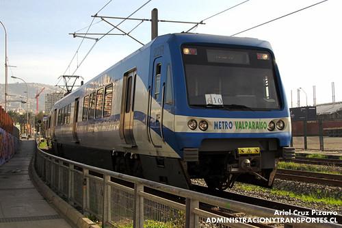 Metro Valparaíso - Alstom Xtrapolis 100 XT22