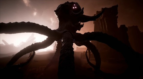 Conan Exiles - god beast