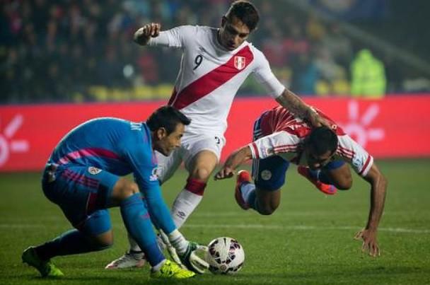 Perú repite el tercer sitio en la Copa América: 2-0 a Paraguay