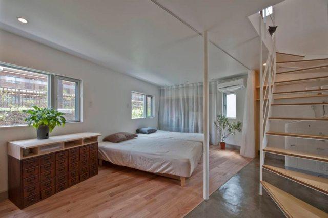 Stunning Narrow House Design Ideas 7