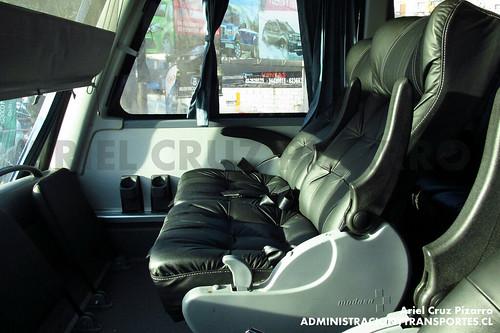 Buses TJM - Temuco - Modasa Zeus 3 / Volvo (GYPT52)