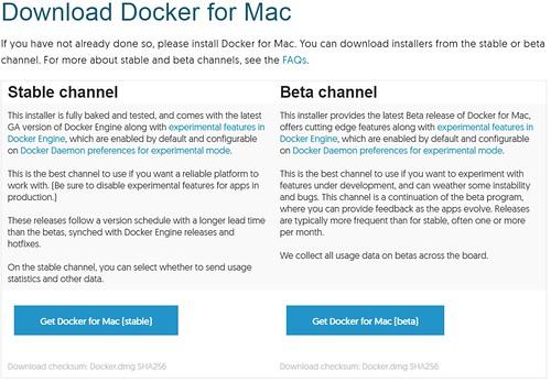 docker-for-mac