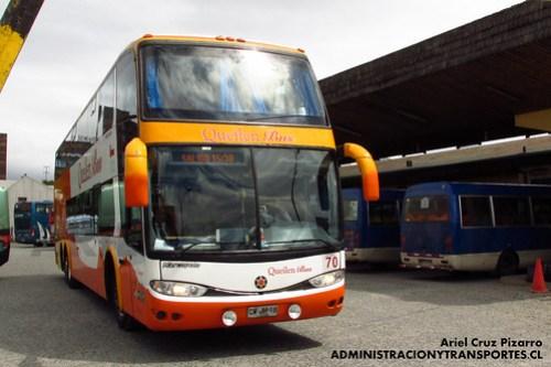 Queilen Bus - Castro - Marcopolo Paradiso 1800 DD / Mercedes Benz (CWJH18)