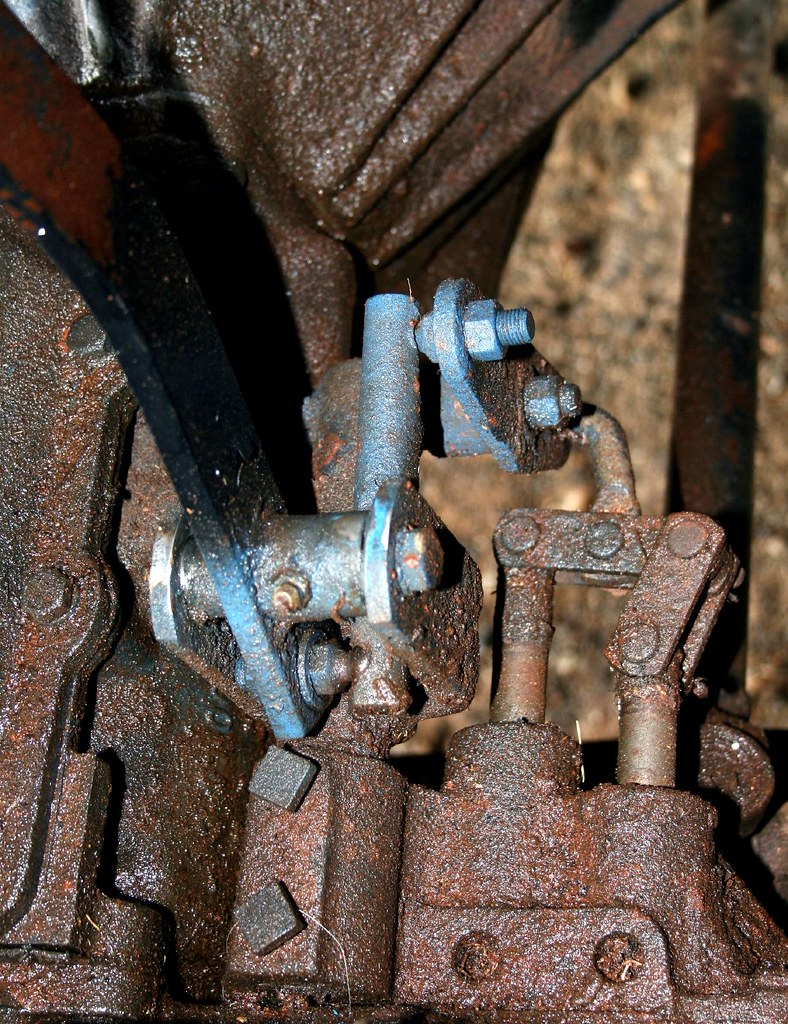 1973 Jeep Cj 5 Dana 20 Transfer Case Shifter Linkage Flickr