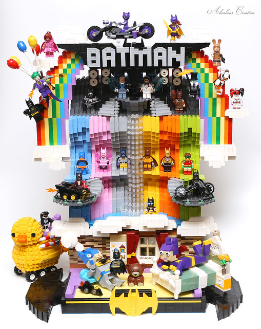 LEGO Build the Dream Batcave (LEGO BATMAN MOVIE)