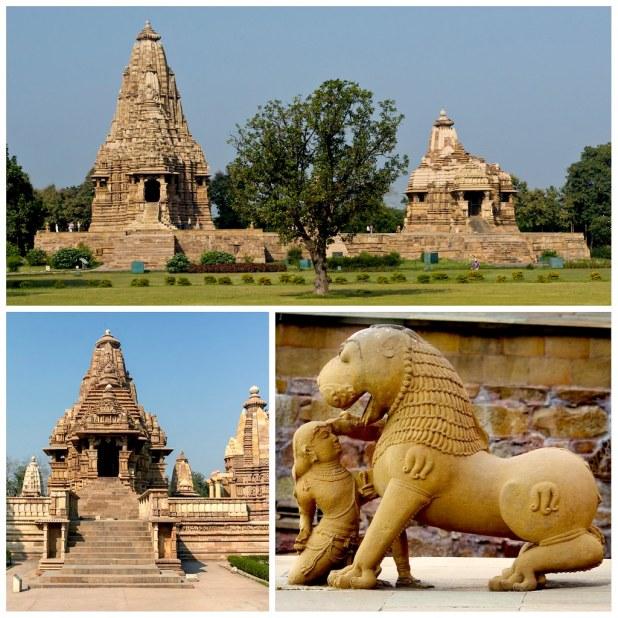 Los templos del Kamasutra