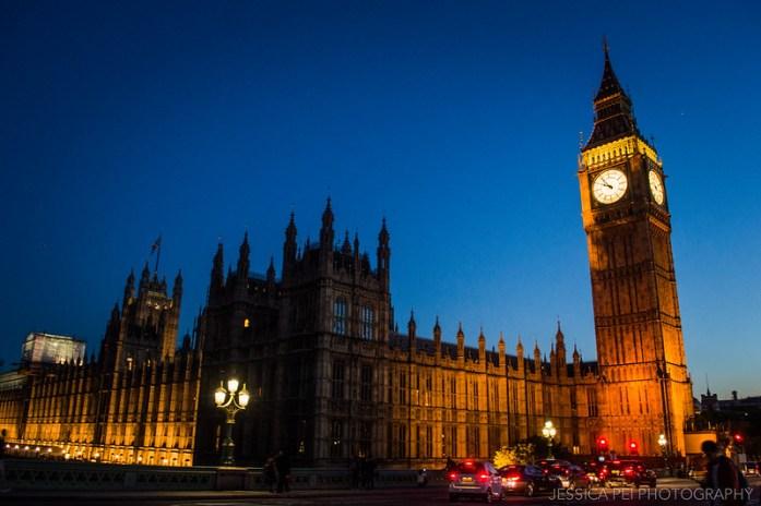 Big Ben Sunset Night Photography