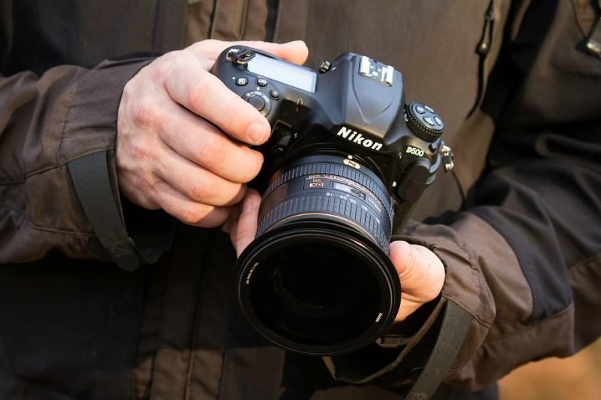 Uitgebreid fotograferen met een Nikon D500. Een prachtige camera.