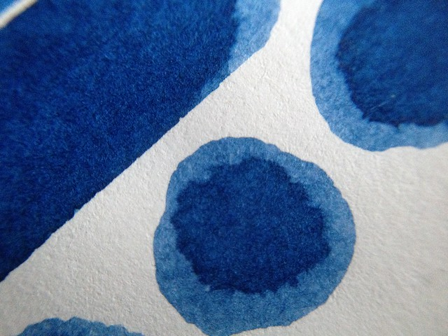Birmingham Inks - Smithfield St. Bridge - Truss Blue