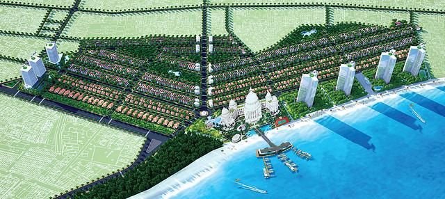 Dự án Ocean Dunes Phan Thiết