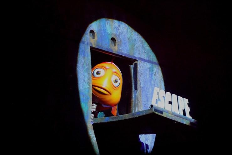 Finding Nemo the Musical Animal Kingdom Oct 2016 14