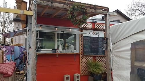 Italian food cart Portland