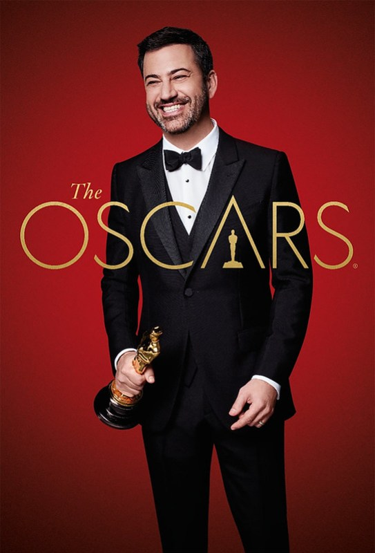 89th Oscars Host Jimmy Kimmel