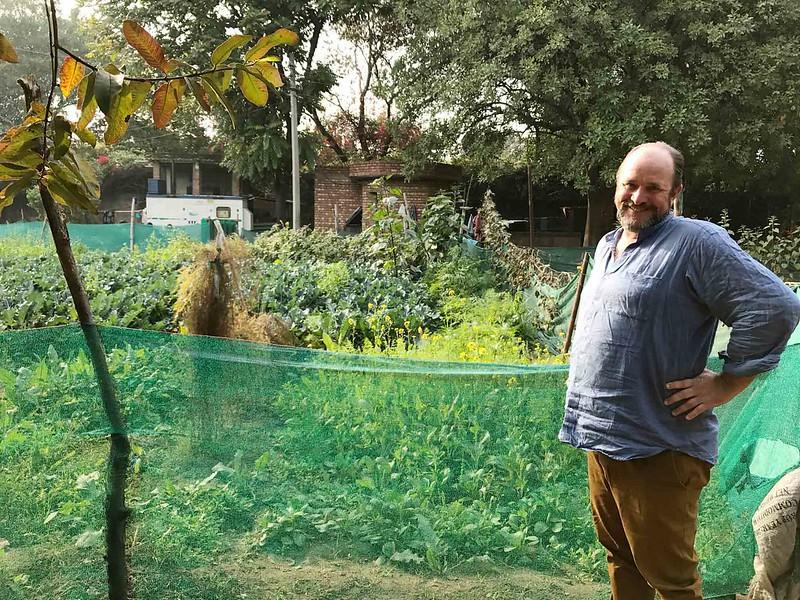 City Library – William Dalrymple's Books, Mira Singh Farm, South Delhi
