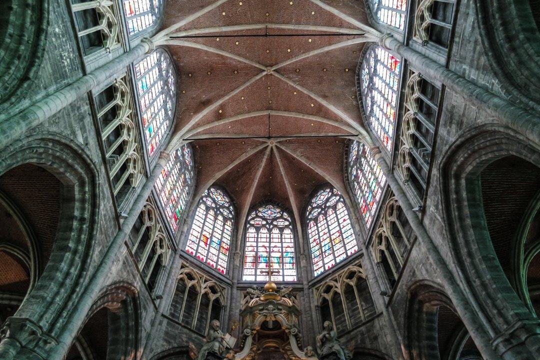 Sint-Baakfskathedraal a Gent
