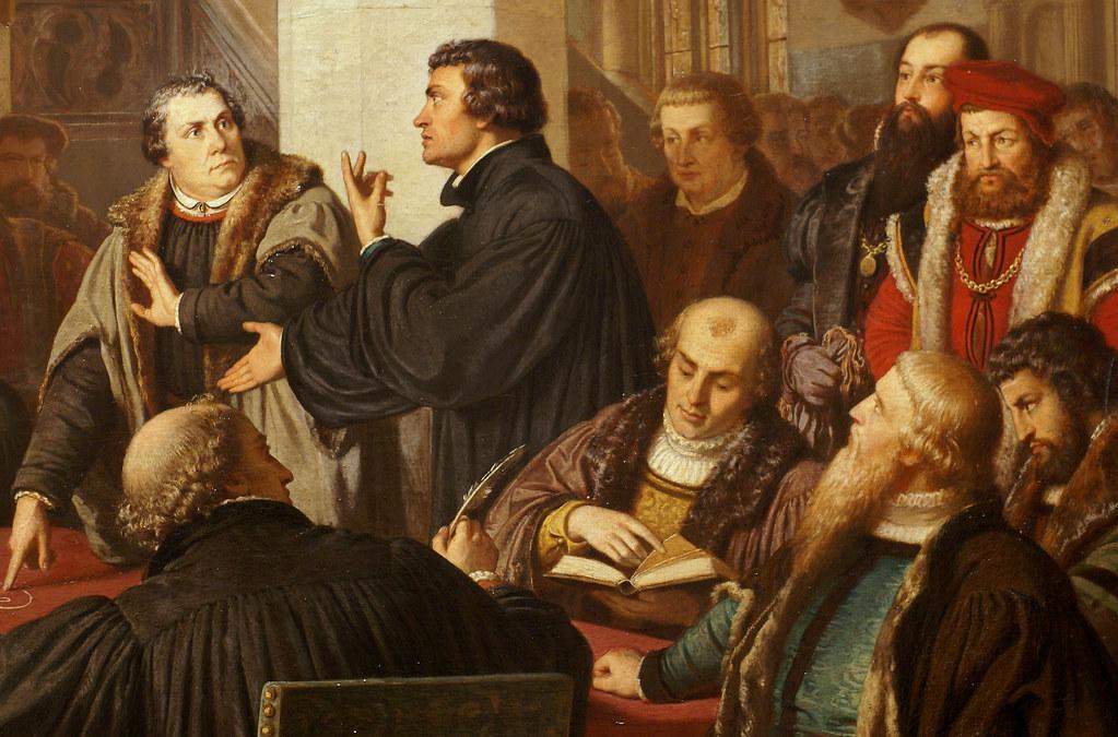 August Noack Das Religionsgespr 228 Ch In Marburg 1529 Aussc
