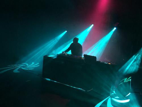 DJ-starten på Arbis
