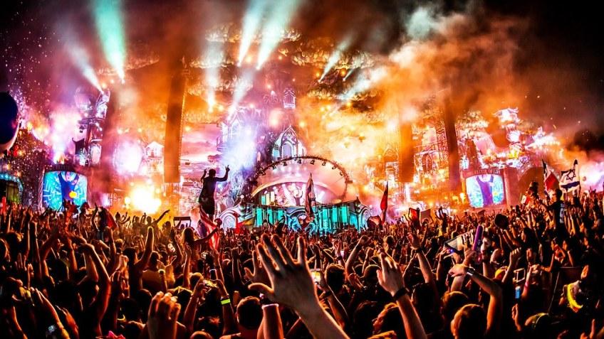 Tomorrowland - Belgium