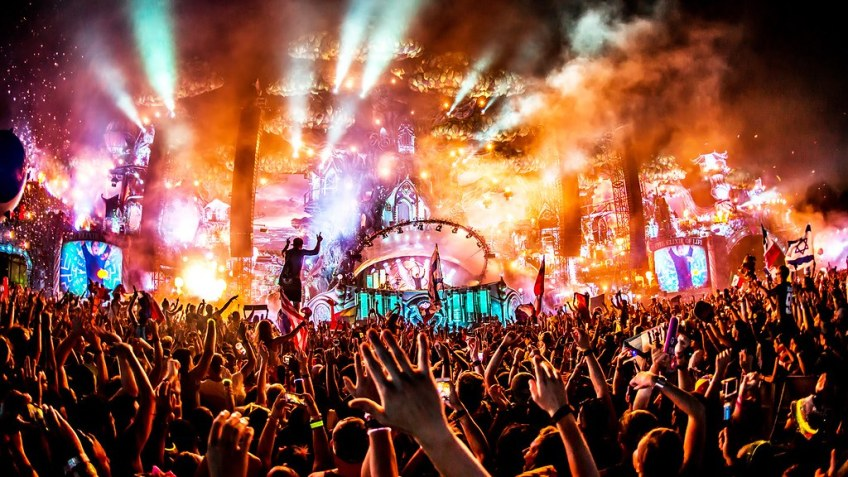 Tomorrowland - Belgium
