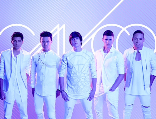 CNCO: La Boy Band Latina de Pop y Reggaetón