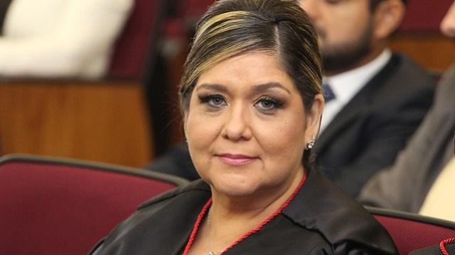 Voto de juíza santarena que cassou Simão Jatene no TRE sob suspeita, Luzimara Moura, juíza do TRE