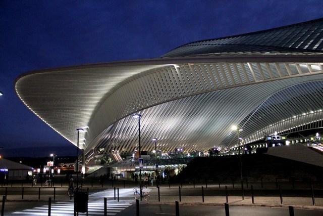 Estación de Lieja Calatrava