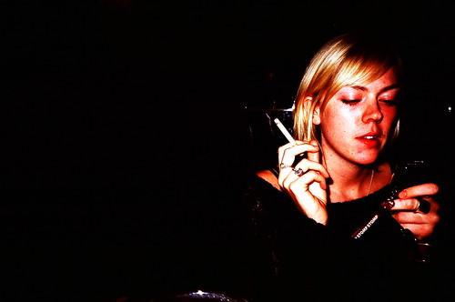 Smoking & Texting