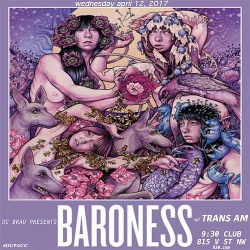 Baroness at 9:30 Club