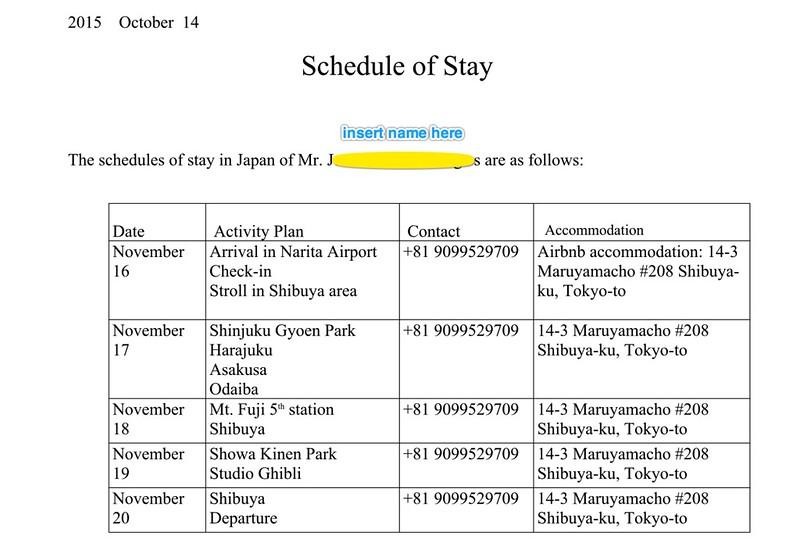Japan Budget Itinerary | The Madaldal Kid