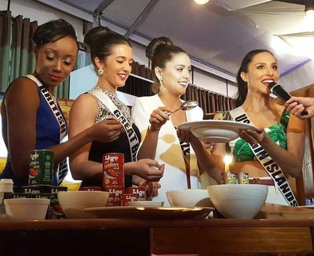 Miss Universe x Ligo